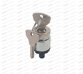 Ignition switch for 500 N / D / F / L, round plug