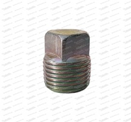 Oil drain plug for oil sump M18x1,50