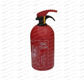 Car fire extinguisher 1KG powder / BC including bracket