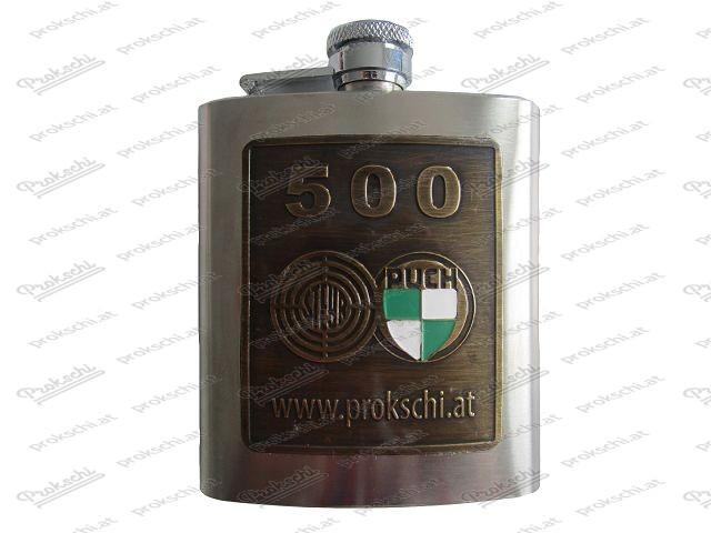 Flachmann Puch 500