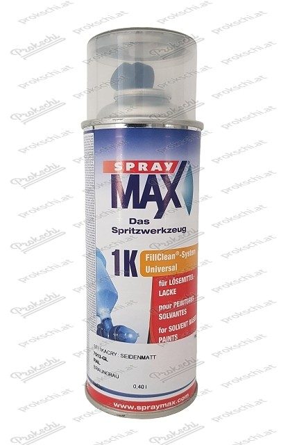 Spraydose 400 ml RAL7013 sm
