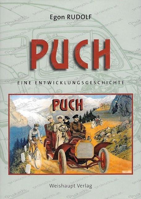 Puch - Eine Entwicklungsgeschichte mit beiliegender DVD