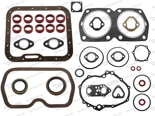 Motordichtungssatz inkl. Wellendichtringe (650ccm) für Fiat 500/126