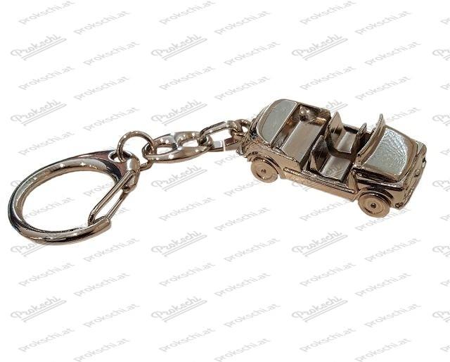 """Schlüsselanhänger  """"500 Jolly"""", Metall 3D"""