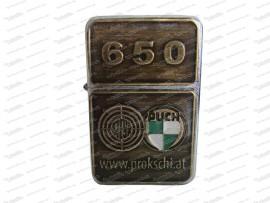 Benzin Sturmfeuerzeug Puch 650
