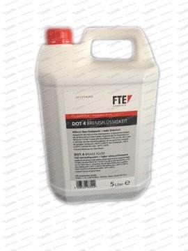 Bremsflüssigkeit DOT4 - 5,00 Liter Kanne (FTE)