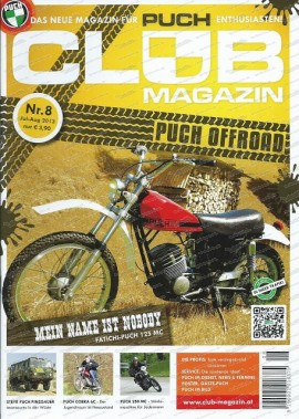 Club Magazin Nr.8