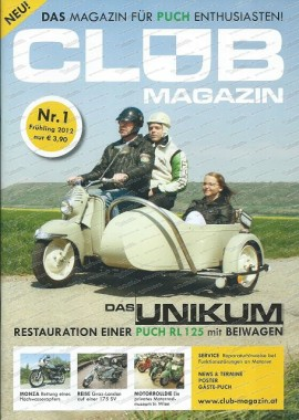 Club Magazin Nr.1