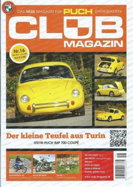 Club Magazin Nr.16