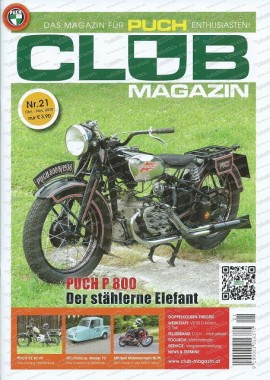 Club Magazin Nr.21