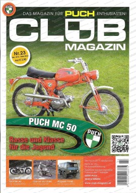 Club Magazin Nr.23