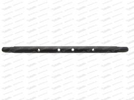 Drosselklappenwelle für 36 Zenith NDIX Doppelvergaser
