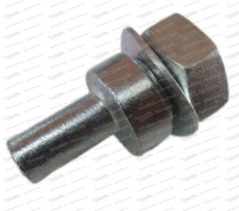 Exzenter für Bremsträgerplatte