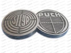 Firmenzeichen: STEYR PUCH
