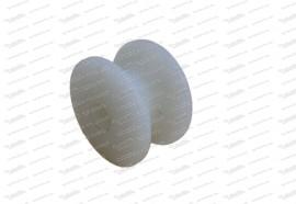 Kunststoffrolle für Türfangbandbügel