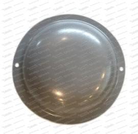 Radkappe rund für Wheeltech-Felge (ehem. Logotech) Fiat 500