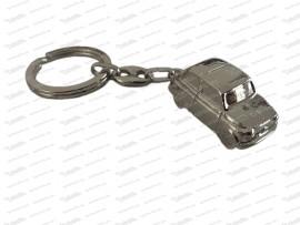 Schlüsselanhänger ´´500´´ verchromt