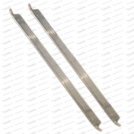 Schweller-Trittleiste Alu (Teppichleiste), paarweise