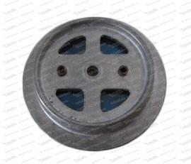 Ventiltopf mit Metallmembran Original Restbestand