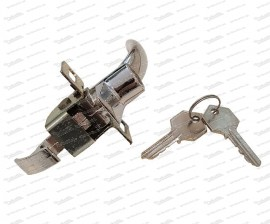 Motordeckelschloss mit zwei Schlüsseln (501.1.7633.2)