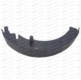Bremsbacke Steyr Puch Haflinger (Links Hinten, Ausführung II), nur im Austausch