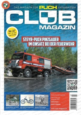 Club Magazin Nr.27