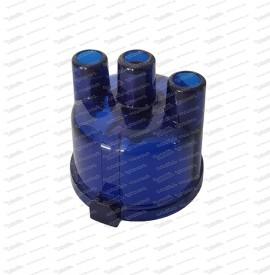 Verteilerkappe (Blau-transparent) Fiat 500 N/D/F/L