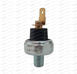 Öldruckschalter M10x1 Gewinde, 0,8-1,2bar, Flachstecker oder geschraubt (501.1.07.074.0)