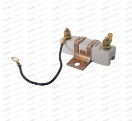 Vorwiderstand für Doppelzündspule Fiat 126