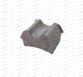 Zwischenstück für Tragrohr mit 95mm Ø (700.1.26.113.1)
