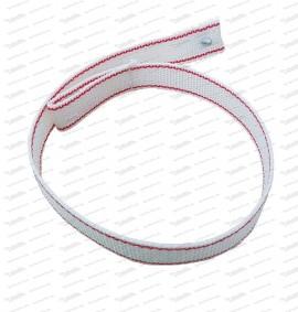 Deckelgurt (501.1.8350.2) für Motordeckel, inkl.Platte und Schraube, Unterlegscheibe (501.1.8351)