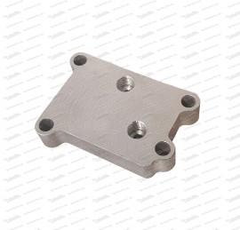 Adapterplatte für externen Ölkühler