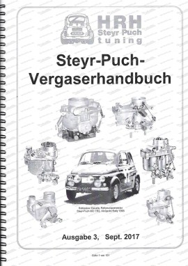 Reparaturhandbuch Fiat 500