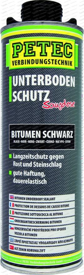 Unterbodenschutz Bitumen - schwarz- 1000 ml Saugdose