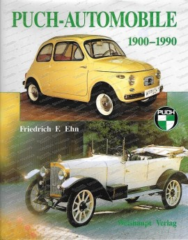 The Great Puch Book F.Ehn 1900 - 1990 (tedesco)