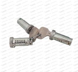 Schließzylinder-Set incl. Schlüssel Fiat 126
