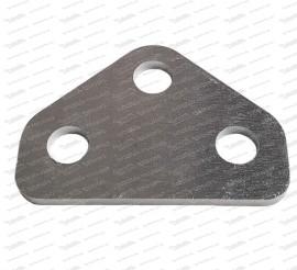 Unterlage für Schloßfalle 3mm, altes Modell (501.1.8133)
