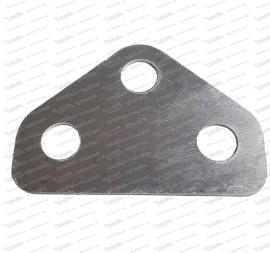 Unterlage für Schloßfalle 1 mm, altes Modell (501.1.8131)