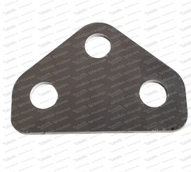 Unterlage für Schloßfalle 2mm, altes Modell (501.1.8132)
