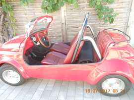 Steyr Puch 500 Strand Buggy