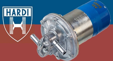 Sample slider new: Hardi fuel pumps
